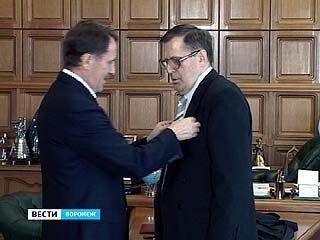Известному воронежскому краеведу Олегу Ласунскому исполнилось 75 лет