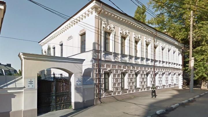 Охранная зона «Усадьбы Быстржинских» в Воронеже съёжилась до одного метра