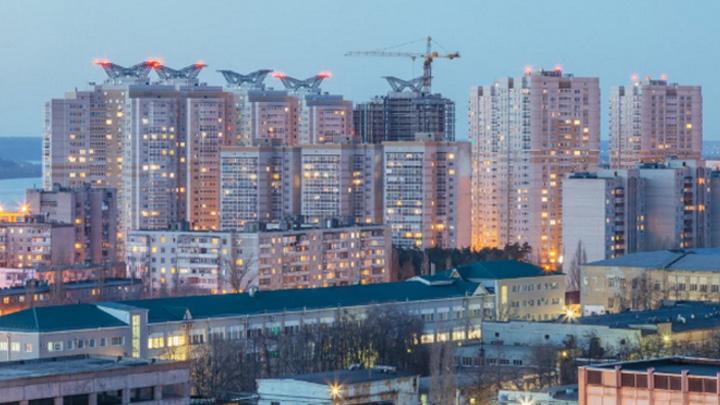 Воронеж вошёл в топ-5 рейтинга Минстроя по качеству городской среды