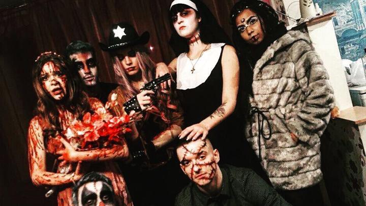 Демоны и мёртвые девы. В каких образах воронежцы отметили Хэллоуин