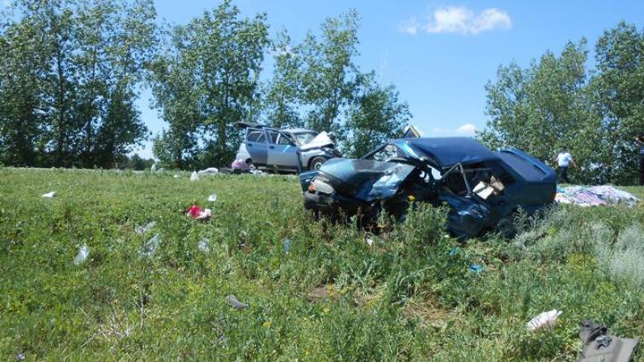 Страшное ДТП с 4 погибшими в Воронежской области спровоцировал неизвестный водитель