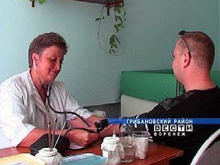 Кабинет семейного врача в Листопадовке пользуется спросом