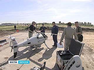 Как обращаться с беспилотниками - военных учили в Воронеже