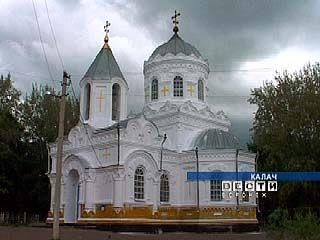 Калачеевкий храм святого князя Александра Невского отметил 120-летие