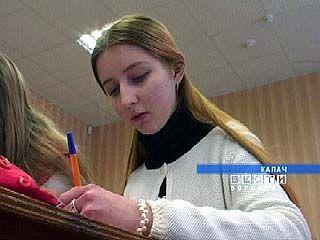 Калачеевская школьница лучше всех в России знает русский язык