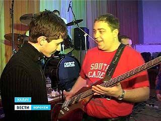 Калачеевских школьников на уроке решили познакомить с жанром рок-музыки