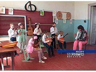 Калачеевский интернат для сирот и детей отмечает полувековой юбилей
