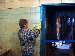 Калачеевскую баню наконец-то закрыли на ремонт