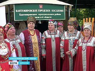 Кантемировский район отпраздновал юбилей - 85 лет