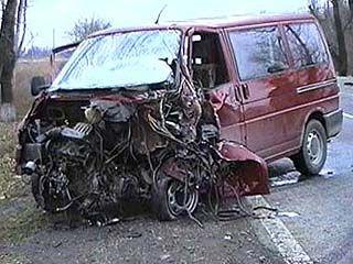 Каждая 6-ая авария совершена водителями в состоянии алкогольного опьянения
