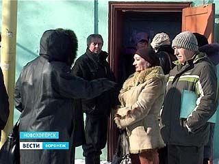 Каждый приемный день в Новохопёрском отделении ФМС проходит при аншлаге