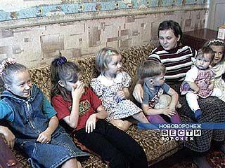 Количество усыновлений в Воронежской области выросло в пять раз