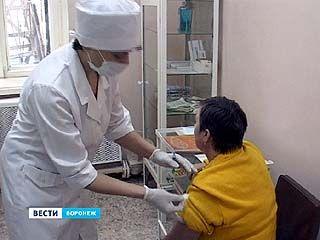 Количество заболевших простудой в Воронежской области выросло на 11%