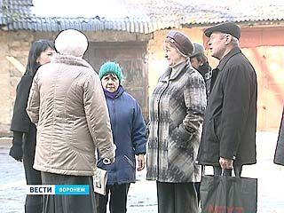 Коллекторы атаковали жителей Воронежа