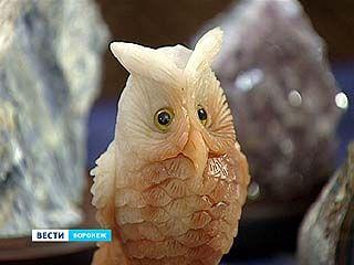 Коллекционные минералы и украшения из редких камней снова привезли в Воронеж