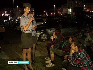 Комендантский час в Воронеже никто не отменял