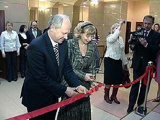 Коминтерновский ЗАГС открылся после реконструкции