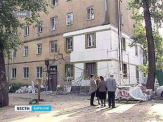 Комиссия Фонда содействия реформированию ЖКХ обнаружила множество нарушений в Воронежском регионе