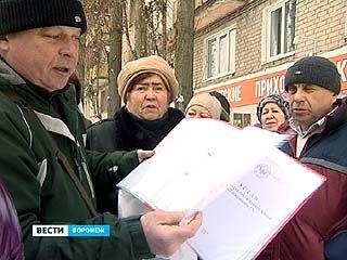 Коммунальные войны в Воронеже продолжаются