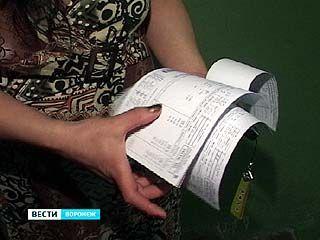 Коммунальщики обчистили карманы воронежцев на миллионы рублей