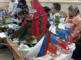 Конкурс юных инженеров прошел в одной из воронежских школ