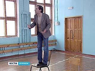 Константин Хабенский провёл первый мастер-класс в творческой студии в Воронеже