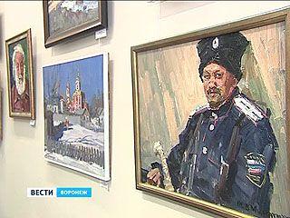 Костомарово, Дивногорье, Коротояк - работы с академического пленэра показали воронежцам