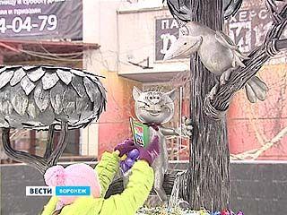 Котёнка с улицы Лизюкова поздравляют с днём рождения