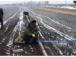 Красногоровцы ждут газ 4-ый год