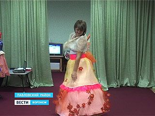 Красотки из Русской Буйловки готовятся к битве за корону