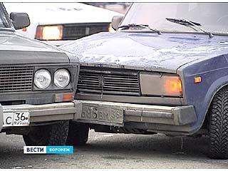 Крупная авария произошла на пересечении Московского проспекта и Урицкого