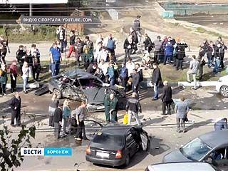 Крупное ДТП на Южно-Моравской: водитель проигнорировал знаки приоритета