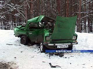 Крупное ДТП около поворота на Хреновое: погибли 3 человека