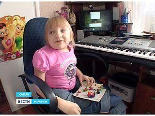 Ксюшу Шпади из Калача, наконец, прооперировали в немецкой клинике