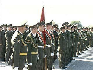 Курсанты института ФСИН станут лейтенантами