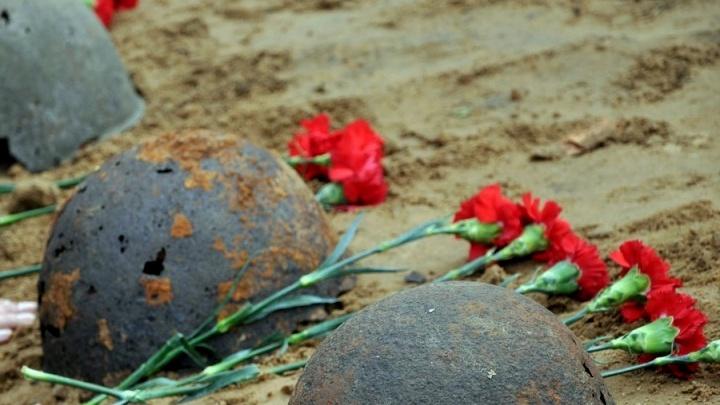 В Воронежской области начали поиск родных троих советских солдат, погибших в Карелии
