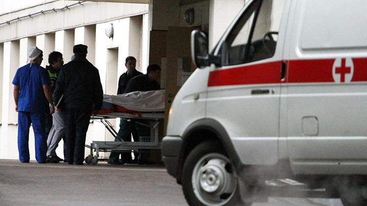 Под Воронежем иномарка сбила 14-летнего пешехода: погиб водитель