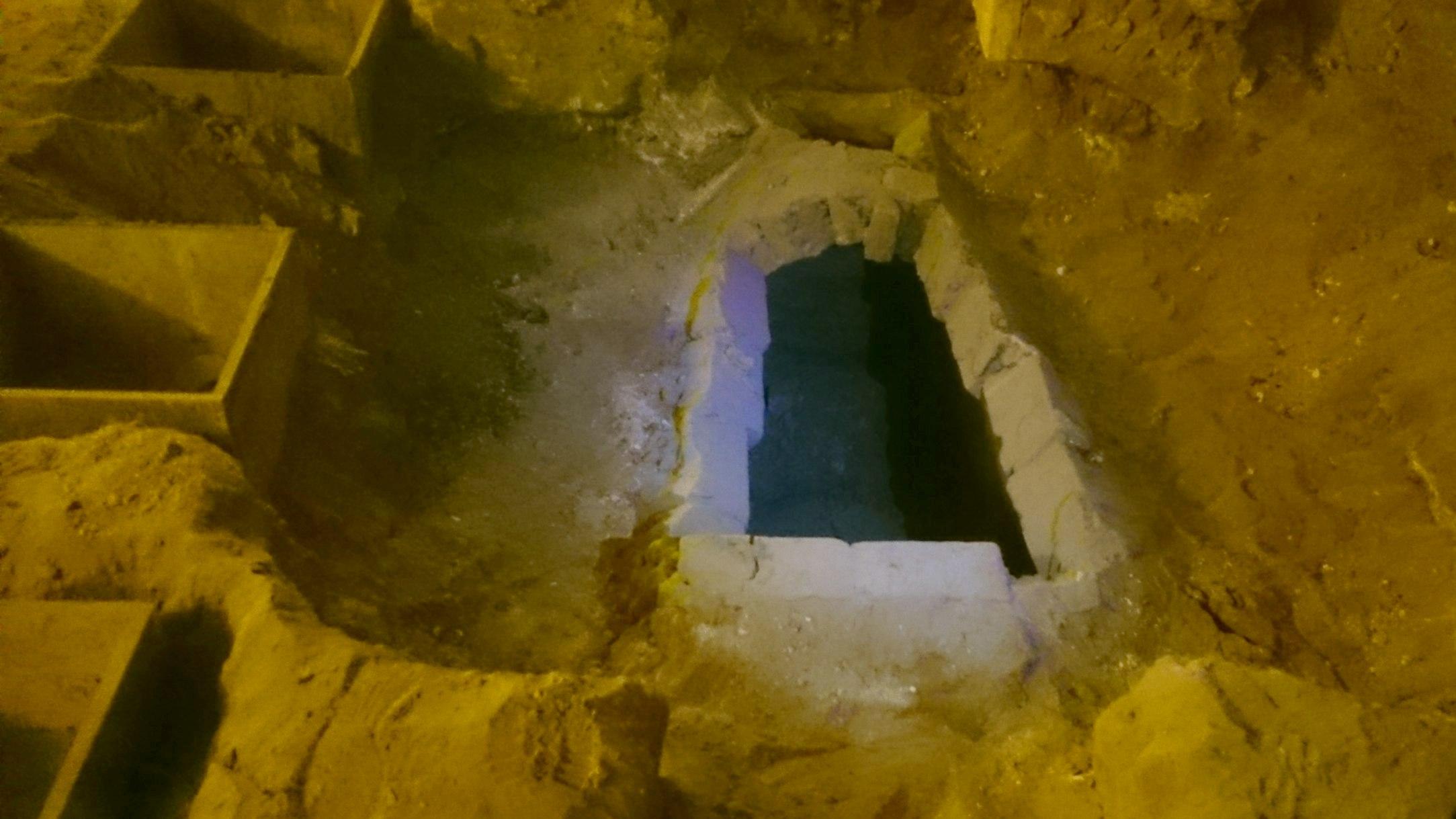 «В склепах хоронили особых людей». В воронежском храме нашли останки девочки