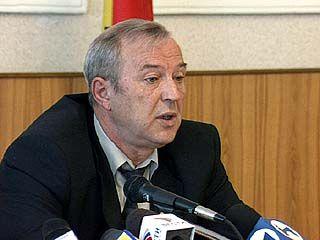 Леонид Селитренников отвечал на вопросы журналистов
