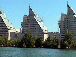 Левобережный район - лучший для проживания в Воронеже