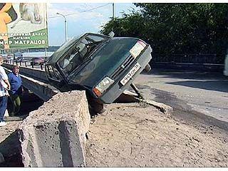 Левобережный район Воронежа - самый аварийно опасный
