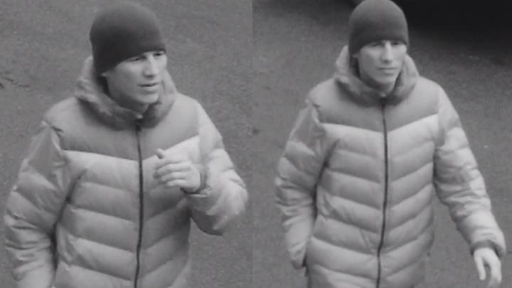 В Воронеже полицейские объявили в розыск напавшего на продавца мужчину
