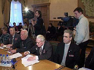 Ликвидаторы аварии на Чернобыльской АЭС встретятся с журналистами