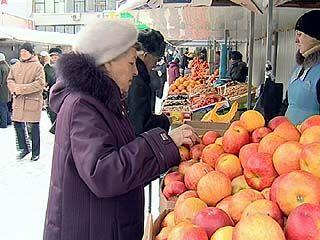 Ликвидацию уличных торговых точек в Воронеже решено отложить