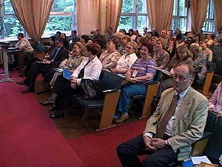 Лингвисты встретились в Воронеже