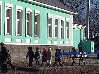 Лискинская школа обрела второе рождение