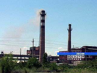 Лискинский маслозавод отравляет жизнь местному населению