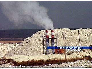 Лискинский завод по производству мела раскошелился на импортные компрессоры