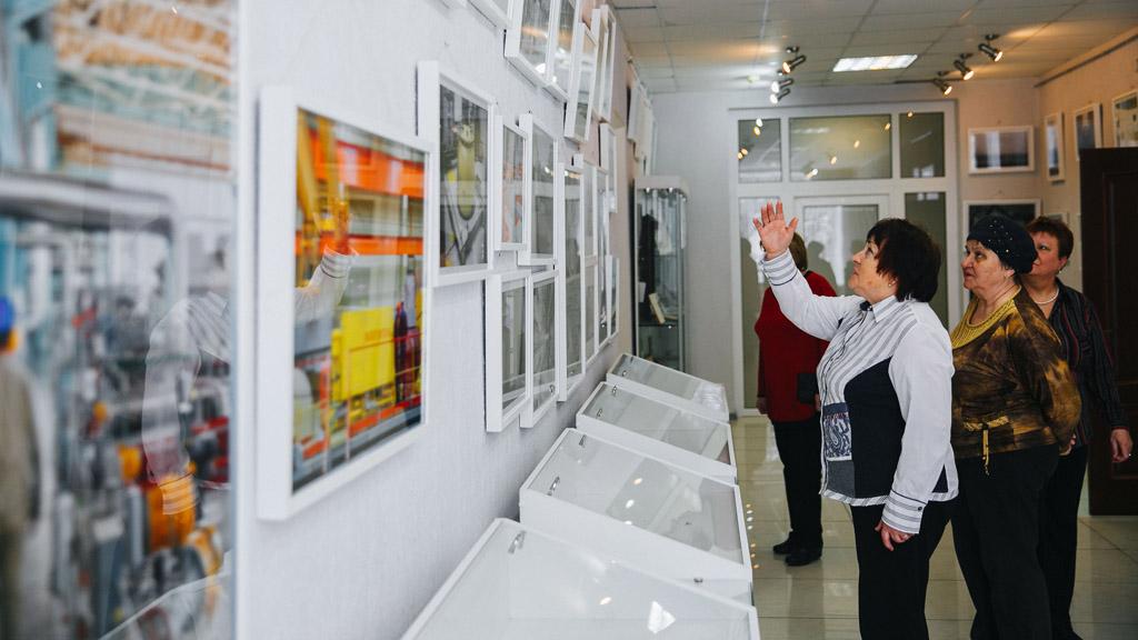 В информационном центре Нововоронежской АЭС открылась уникальная фотовыставка