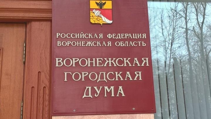 Не получившие информации о конференции по выборам мэра воронежцы подали в суд на гордуму
